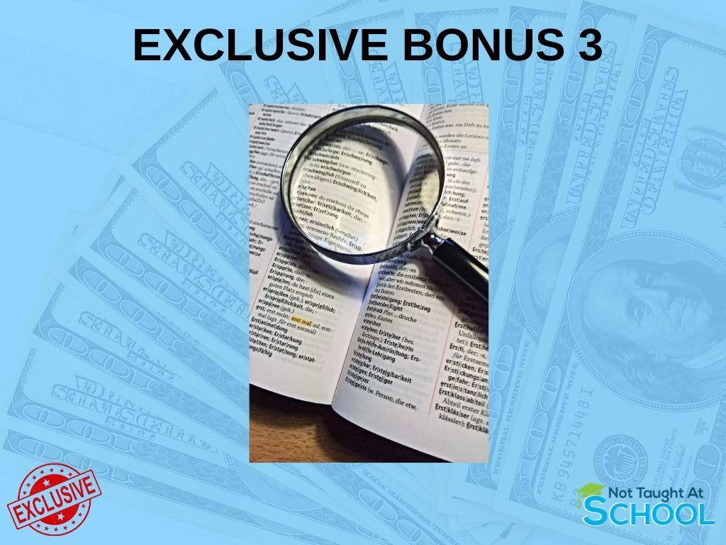 Nova Product Review Bonus 3