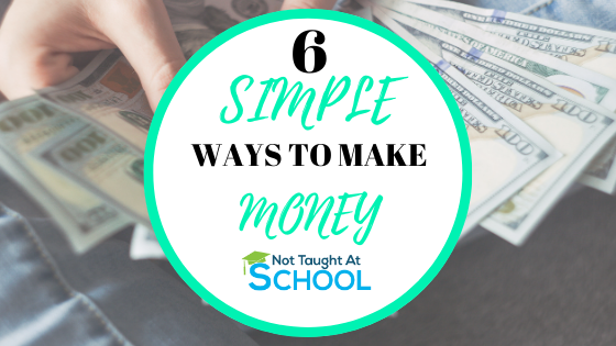 6 Simple Ways To Make Money Online In The UK [No Surveys]