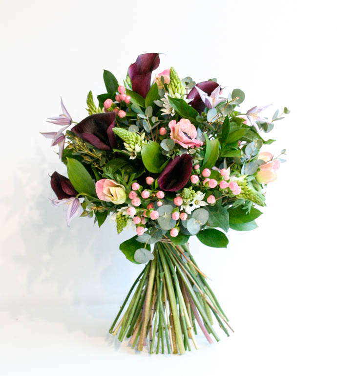 Gorgeous bouquets for delivery in North London, created by Garland