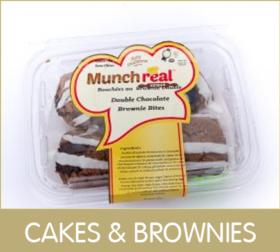 frame CAKE BROWNIES