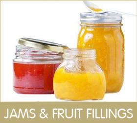 frame JAMS FRUIT FILLINGS