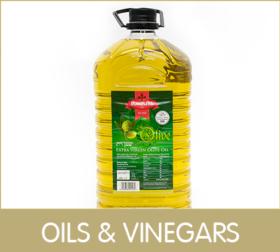 frame OIL VINEGAR