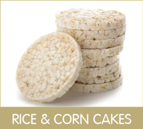 frame RICE CORN CAKES