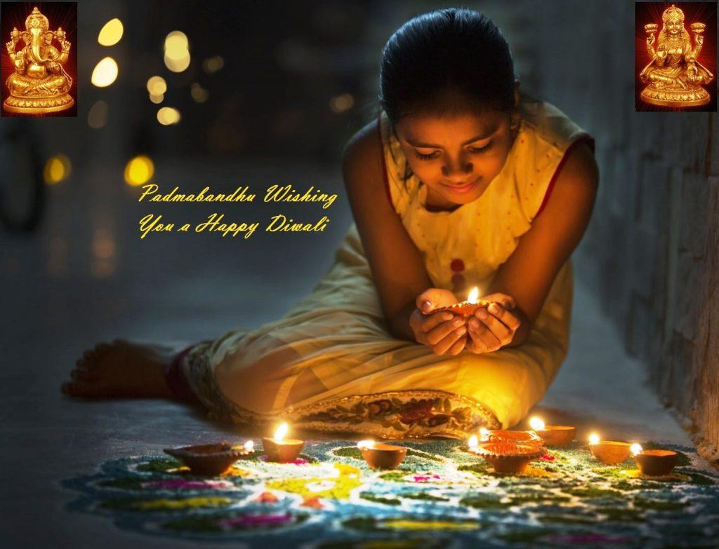 Padmabandhu Happy Diwali