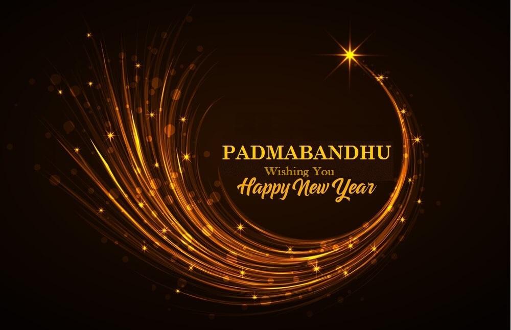Padmabandhu Happy New Year