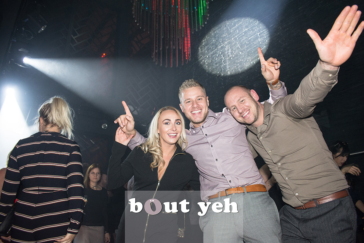 Belfast nightclub Chinawhite. Photo 2918.