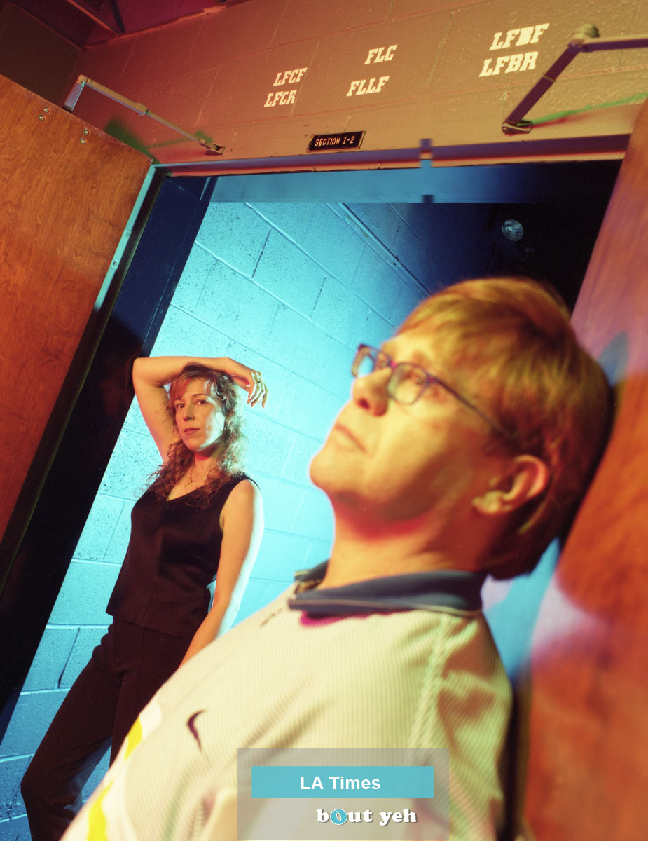 Photographers Belfast Northern Ireland - portrait photograph of Beth Nielsen Chapman with Elton John.