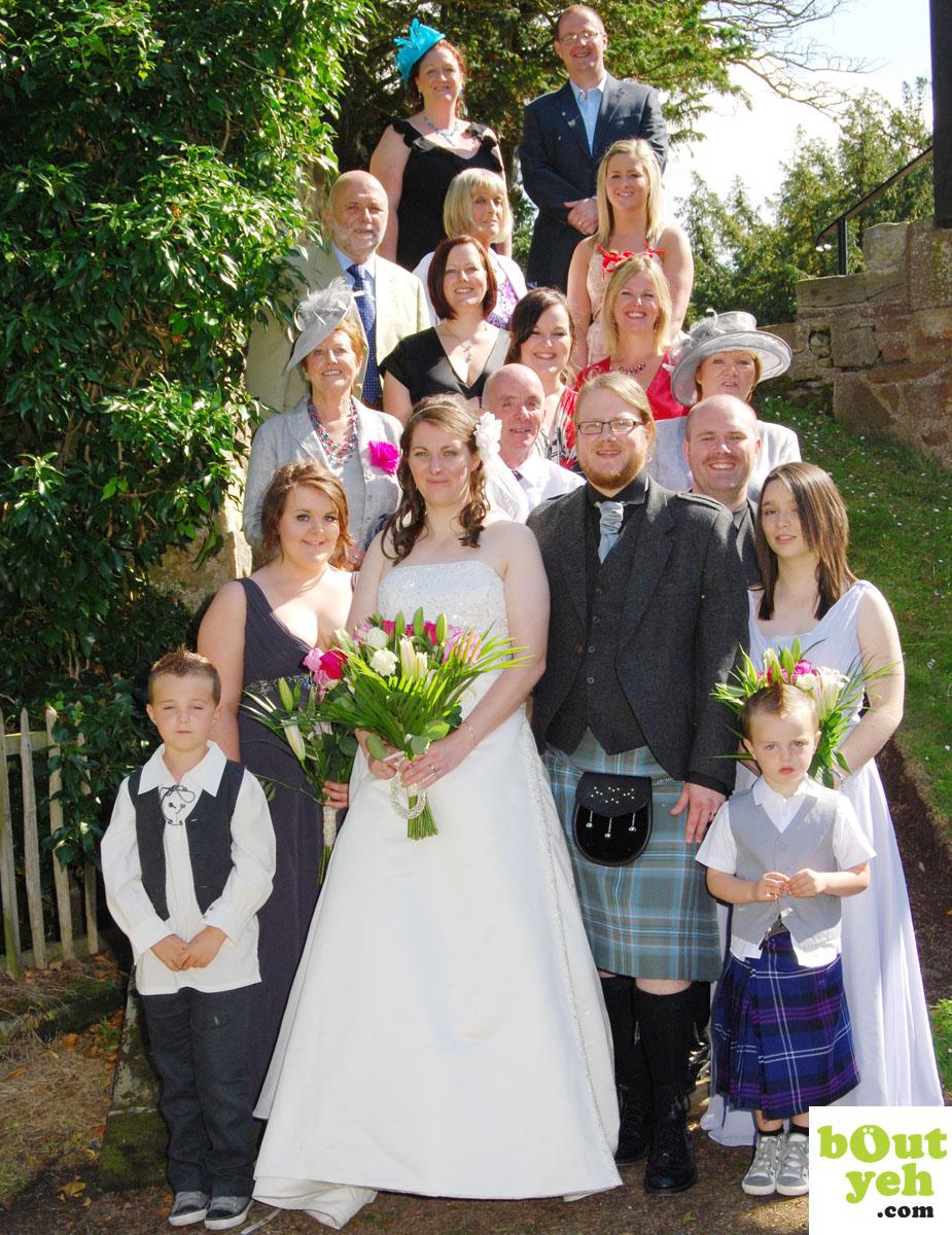 Wedding photographers Belfast Northern Ireland - wedding photography portfolio photo 2129.
