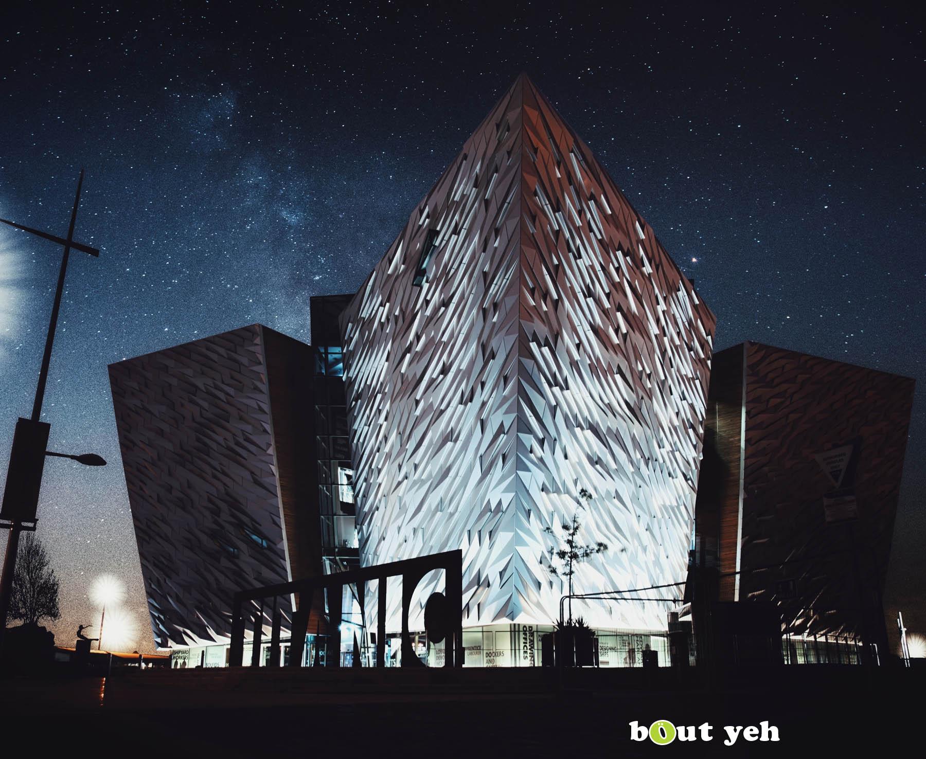 Titanic Belfast, Northern Ireland.