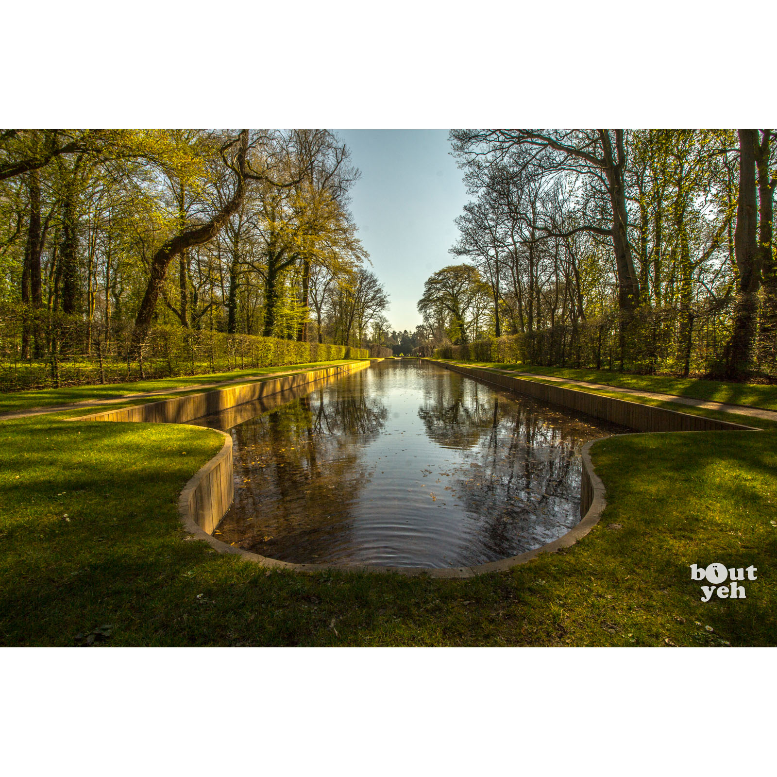 Image - Featured photographer, Justin McLean, photograph of Antrim Castle gardens, Antrim, Northern Ireland.