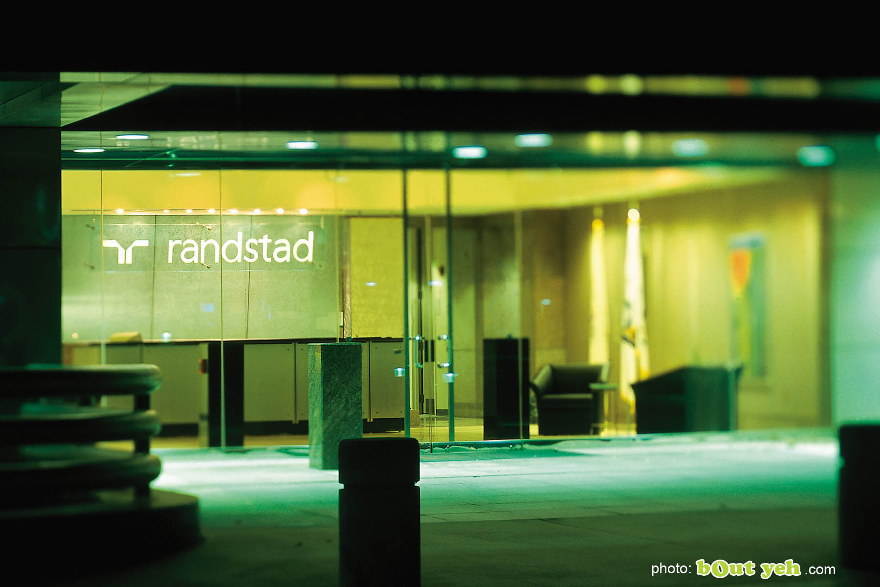 PR photographers Belfast photo, Randstad - Bout Yeh photography