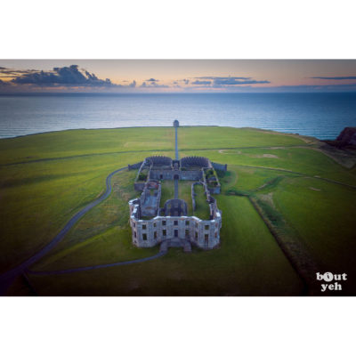 Downhill Demense, Northern Ireland, aerial photo for sale - Bout Yeh photographers Belfast.