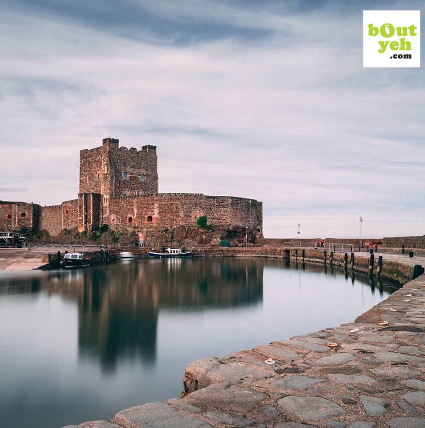 Carrickfergus Castle - photo 21-05-2019_08-32-54 shared by Bout Yeh photographers Belfast