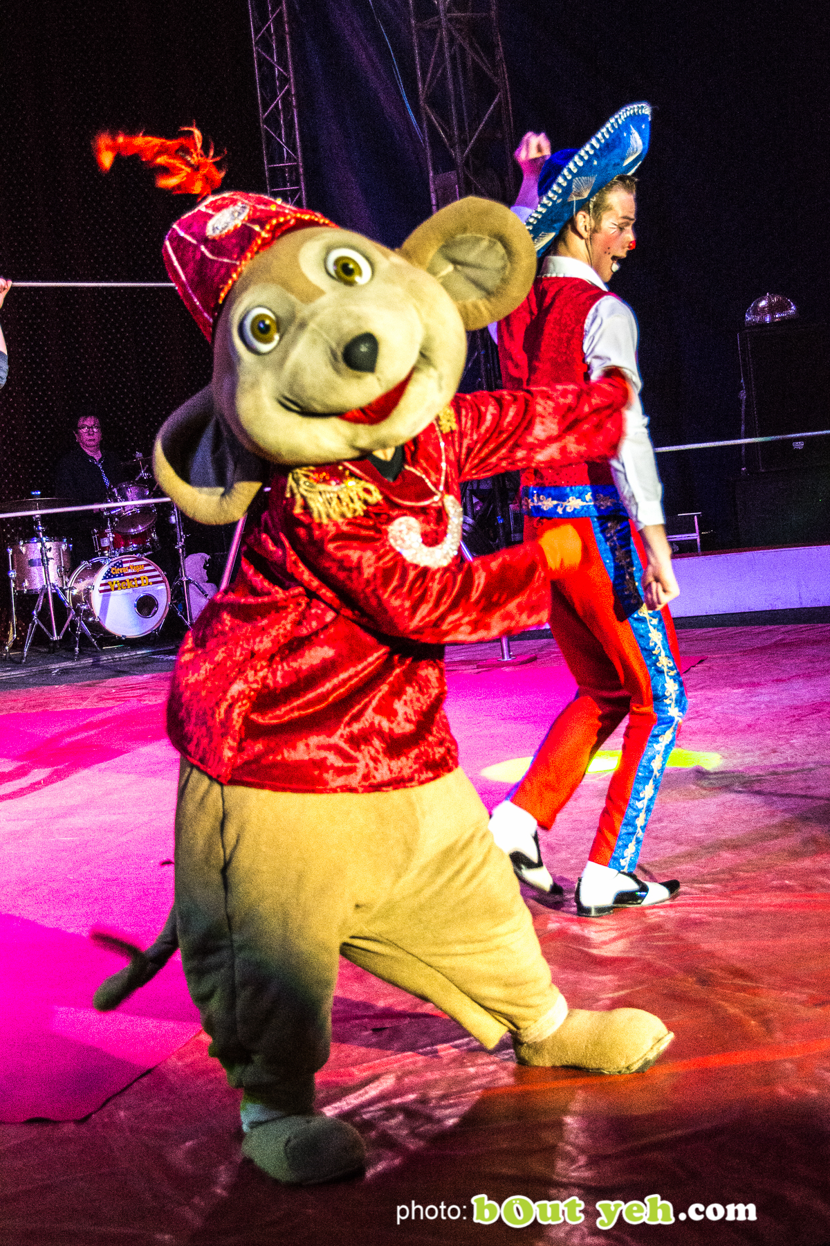 Bout Yeh photographers Belfast photograph 7534 - Circus Vegas
