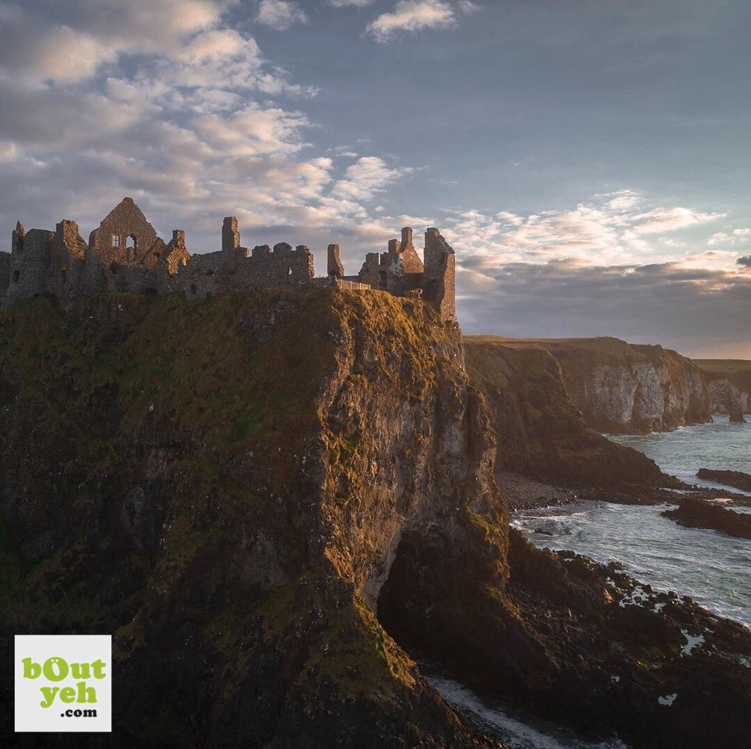 Dunluce Castle - photo 29-05-2019_07-29-4 shared by Bout Yeh photographers Belfast