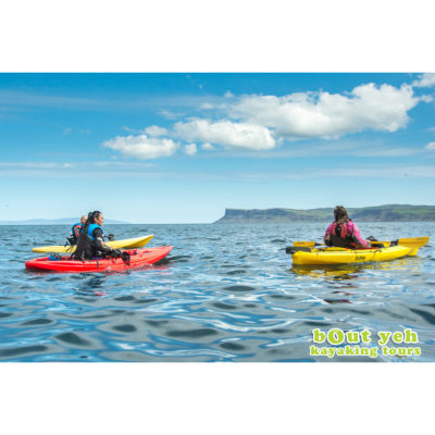Kayaking Tours Northern Ireland by Bout Yeh - photograph 7908