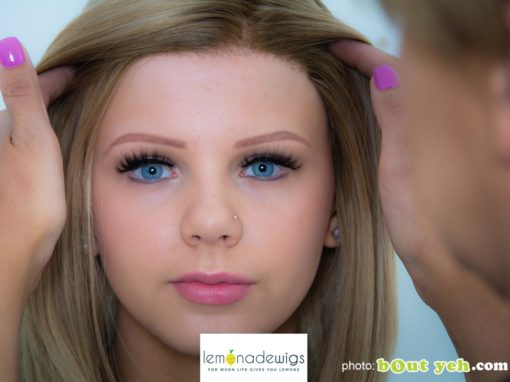 Lemonade Wigs Campaign