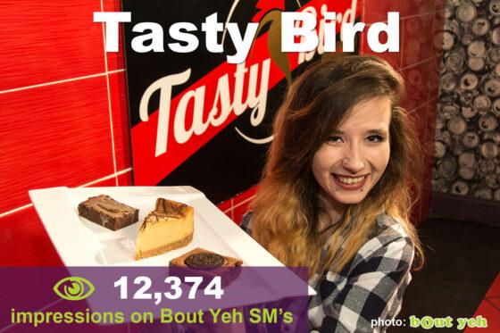 Social Media Marketing Consultants Belfast - Tasty Bird SMM campaign overview photo