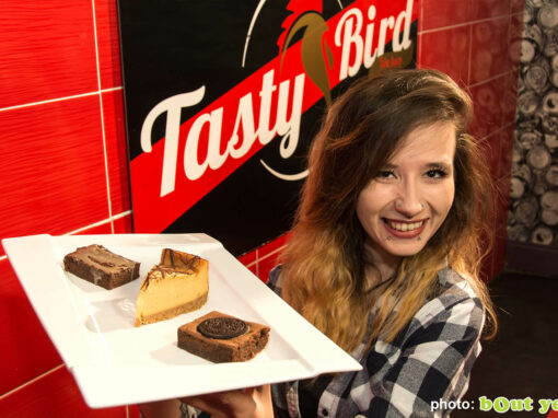 Tasty Bird campaign