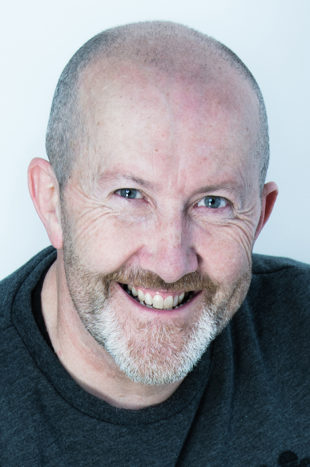 Photographer Stephen S T Bradley photographed by Bout Yeh photographers Belfast - press release page