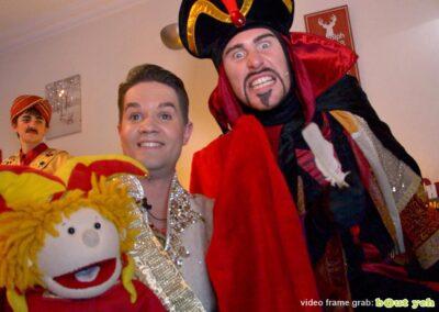 PR videography – Aladdin