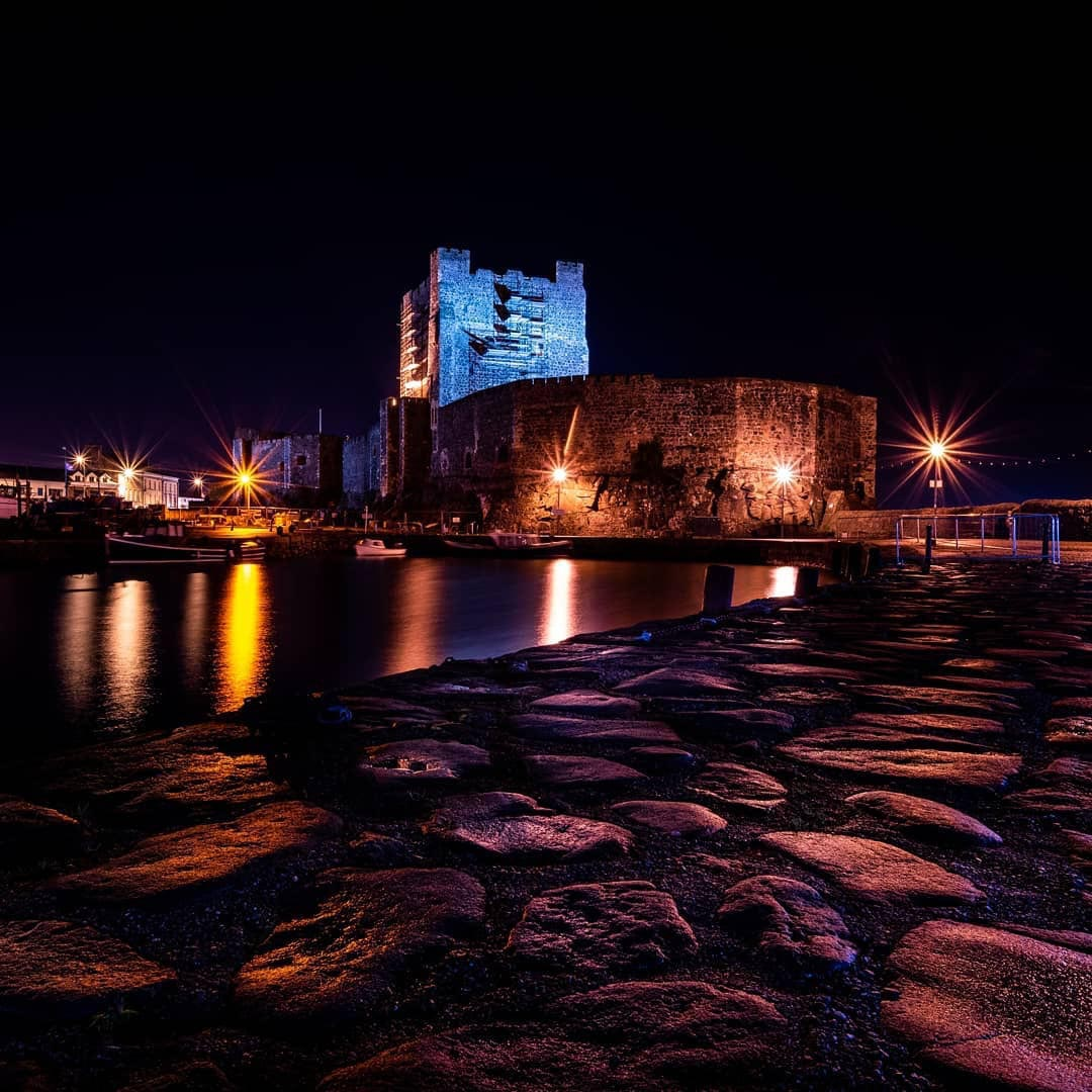 Carrickfergus Castle photo shared by Bout Yeh Photographers Belfast - IMG_5342