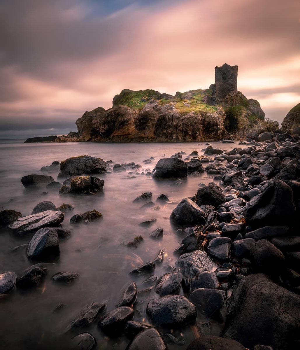 Kinbane Castle photo shared by Bout Yeh photographers Belfast - IMG_5697