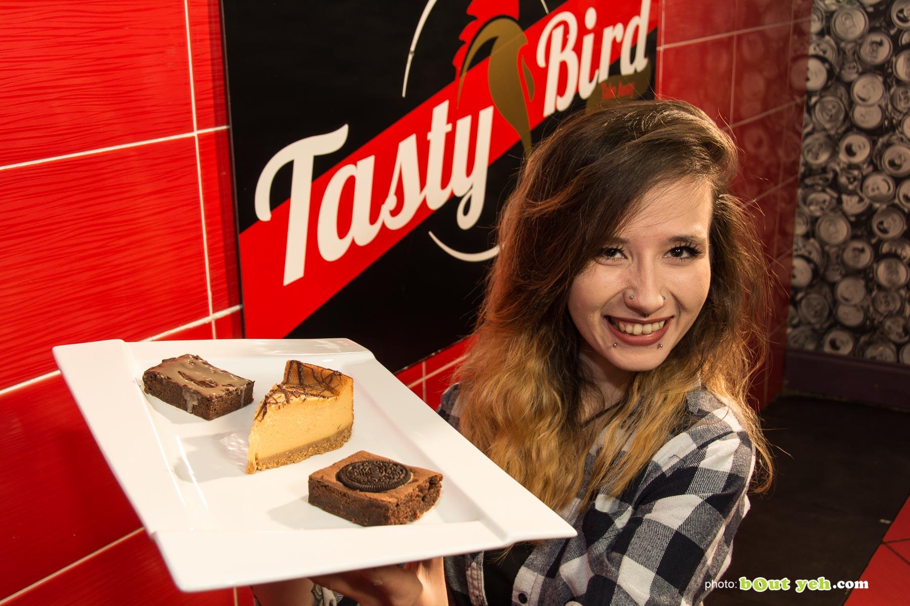 Food photographers Belfast portfolio photo 6083 - vegan desserts