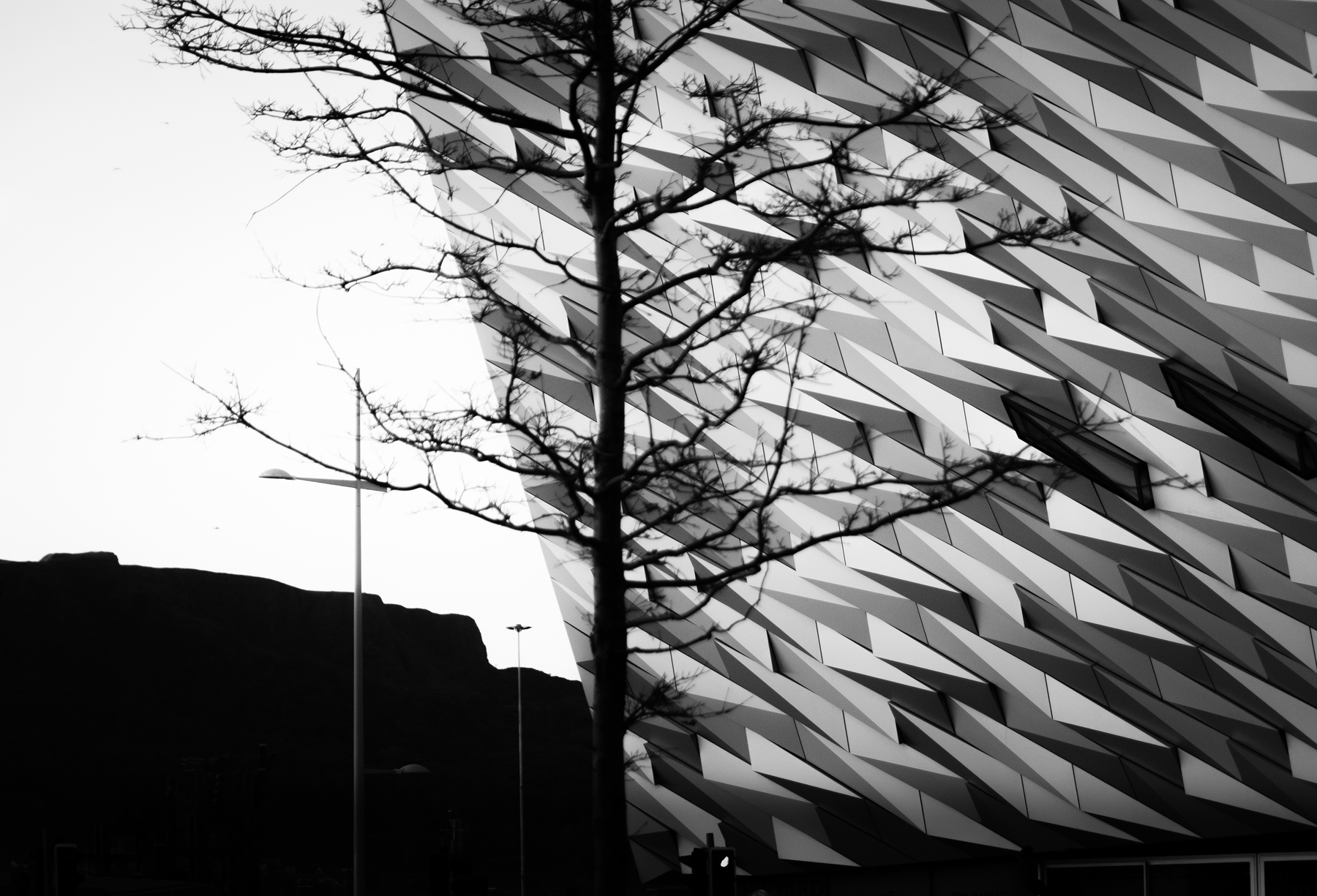 Guided photography tuition walks in Belfast - Cave Hill and Titanic Belfast by Bout Yeh photographers Belfast
