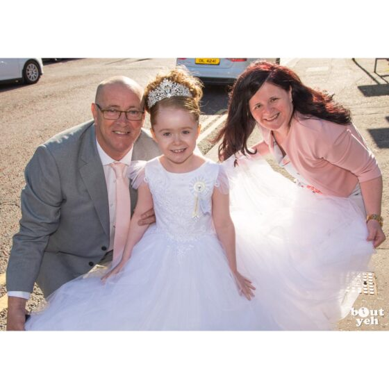 First Communion photography in Belfast by Bout Yeh, Belfast, Northern Ireland - photo 2380