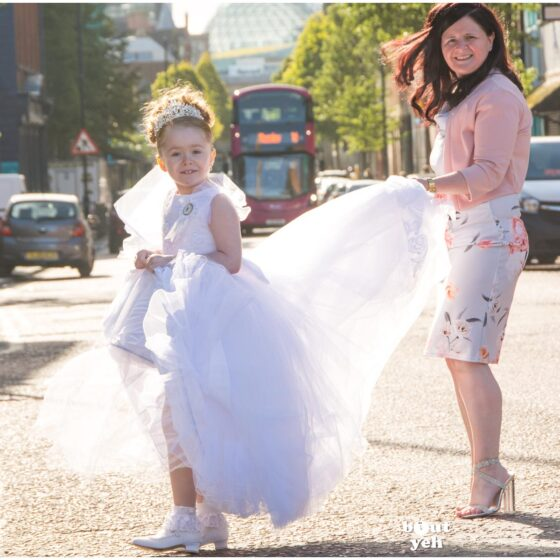 First Communion photography in Belfast by Bout Yeh, Belfast, Northern Ireland - photo 2396