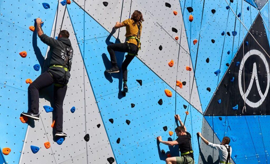 Adrenaline activities to do in Snowdonia