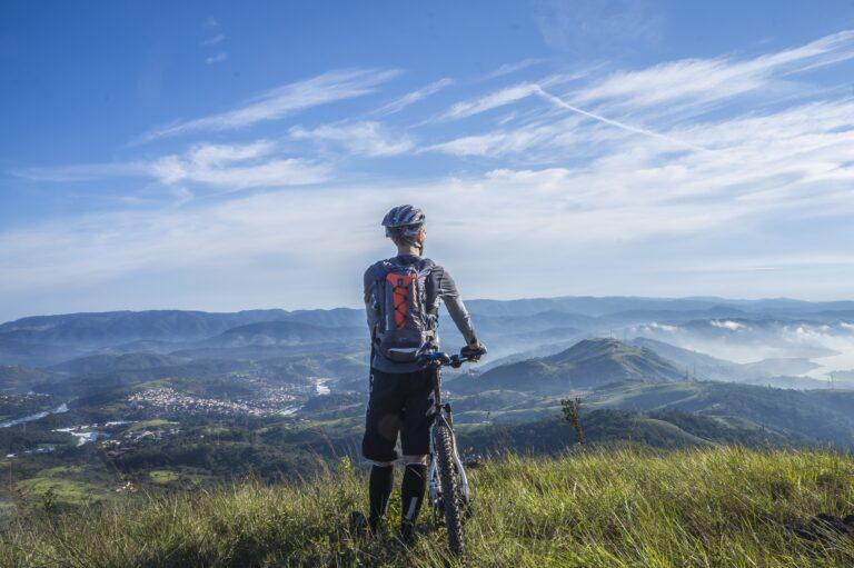 Cae Gwyn Farm - Mountain Biking