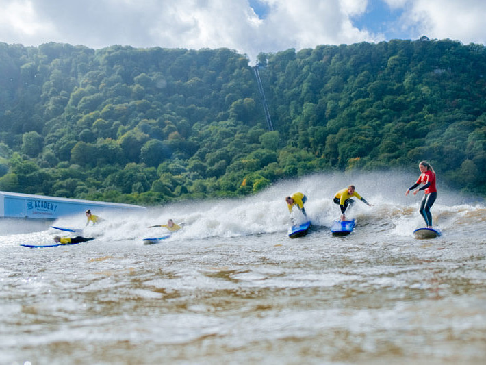Watersports activities to do in Snowdonia