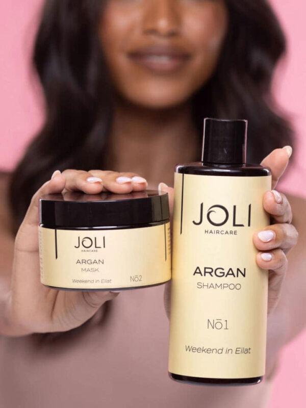 Argan shampoomask JOLI