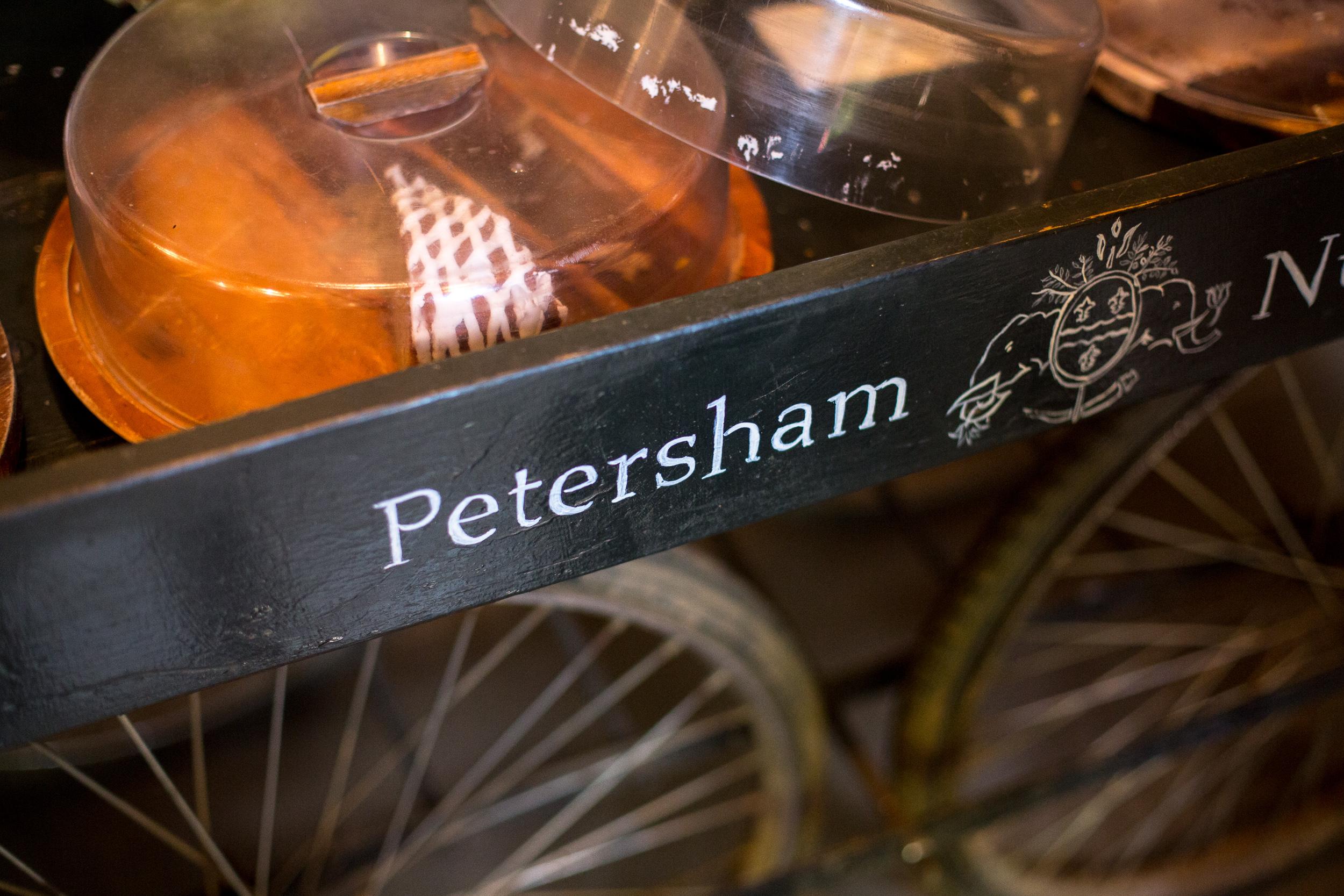 Mediamarmalade Petersham Nurseries