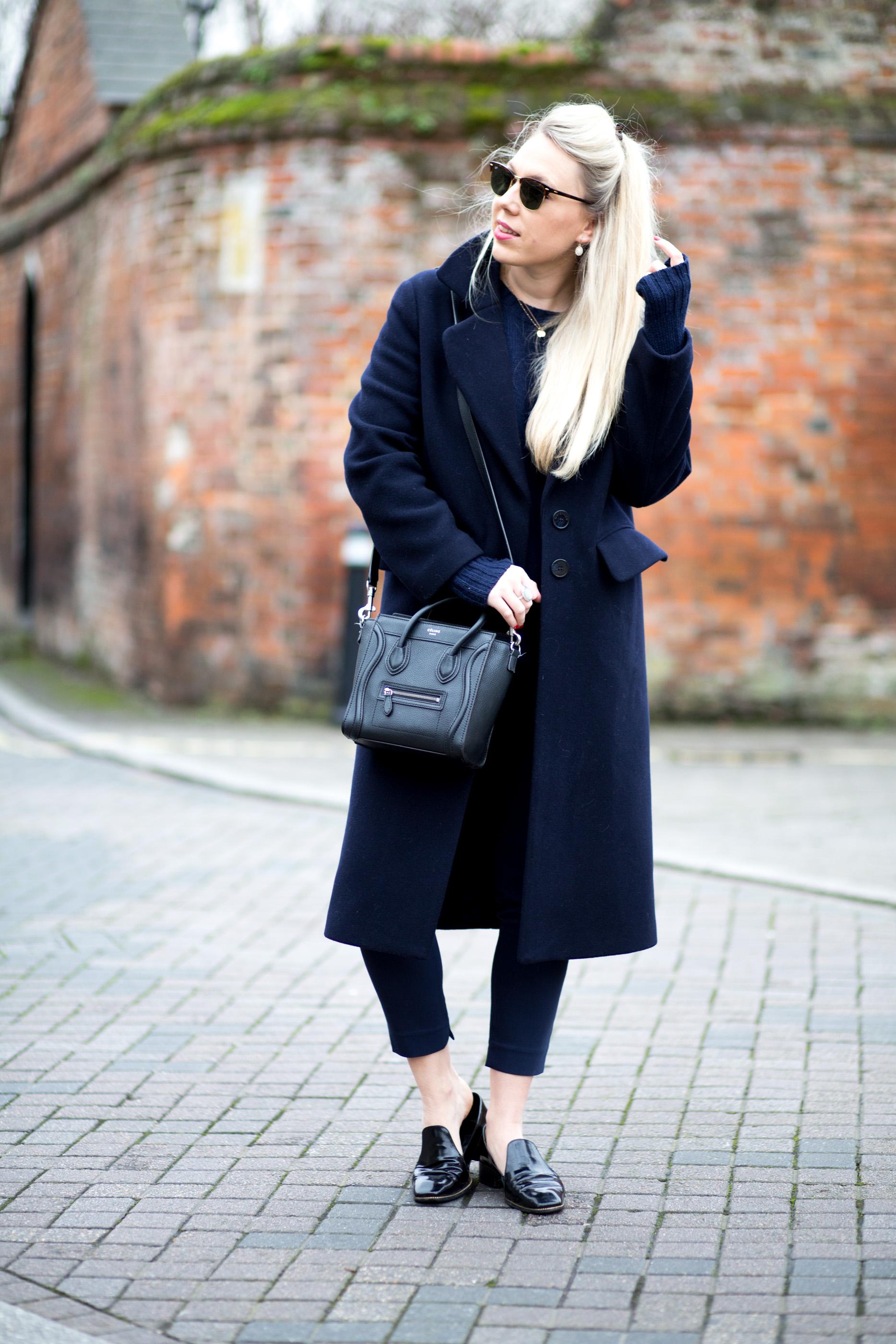 Mediamarmalade Whistles Wool Coat