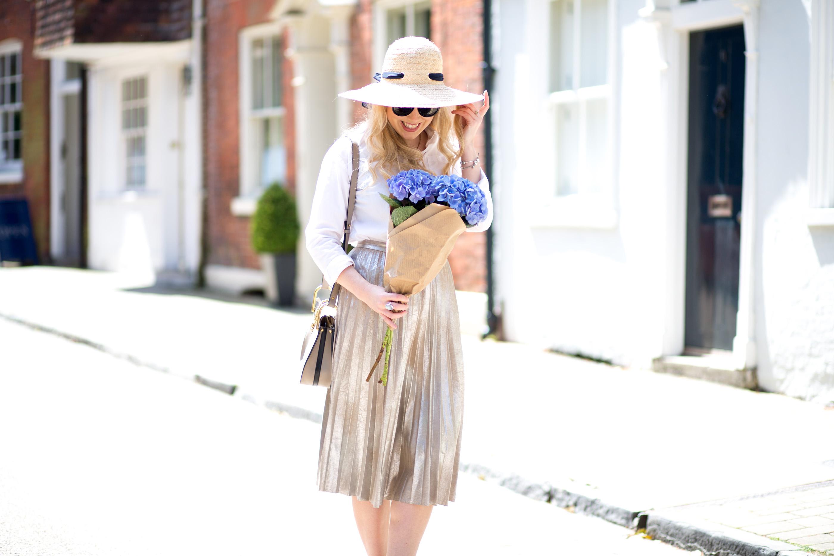 Mediamarmalade_Gold_Pleated_Skirt-27
