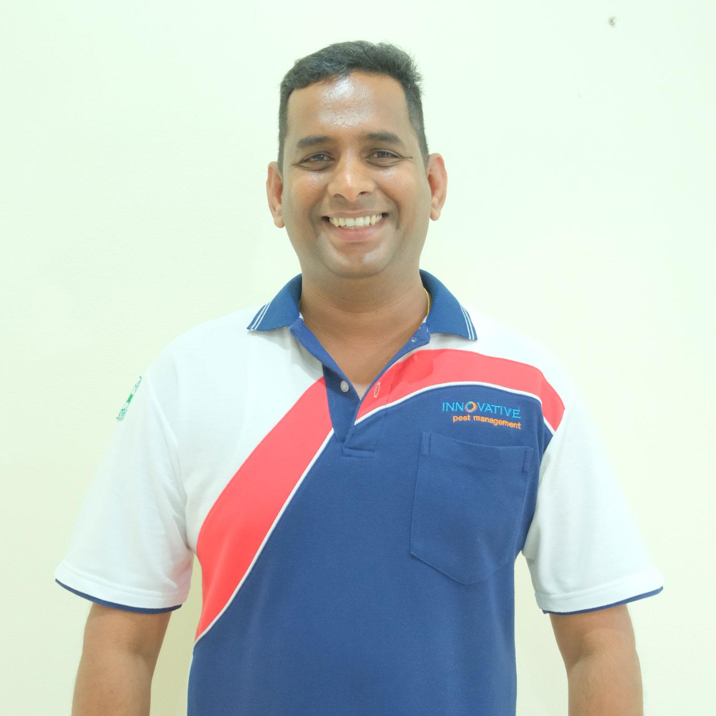 Mr. Bharat Naik