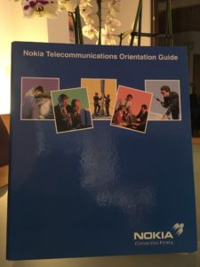 Nokia orientation guide - 1998