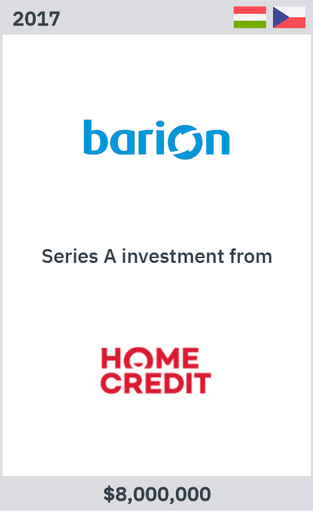 Zelig Associates advises Barion on EUR6m Series A fundraising round led by Home Credit Venture Capital