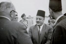 الجامعة العربية 50-1957