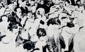 الجنازة - غور الأردن 1980