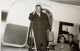 زيارة تطوان 1953