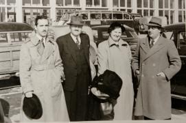 زيارة مدريد 1953