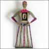 Handmade art doll - Beatrice by Gabriela Szulman