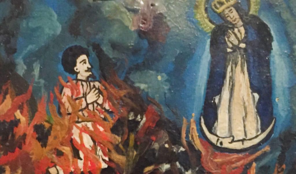 A visit to Casa Azul part II: Frida Kalho's ex-votos