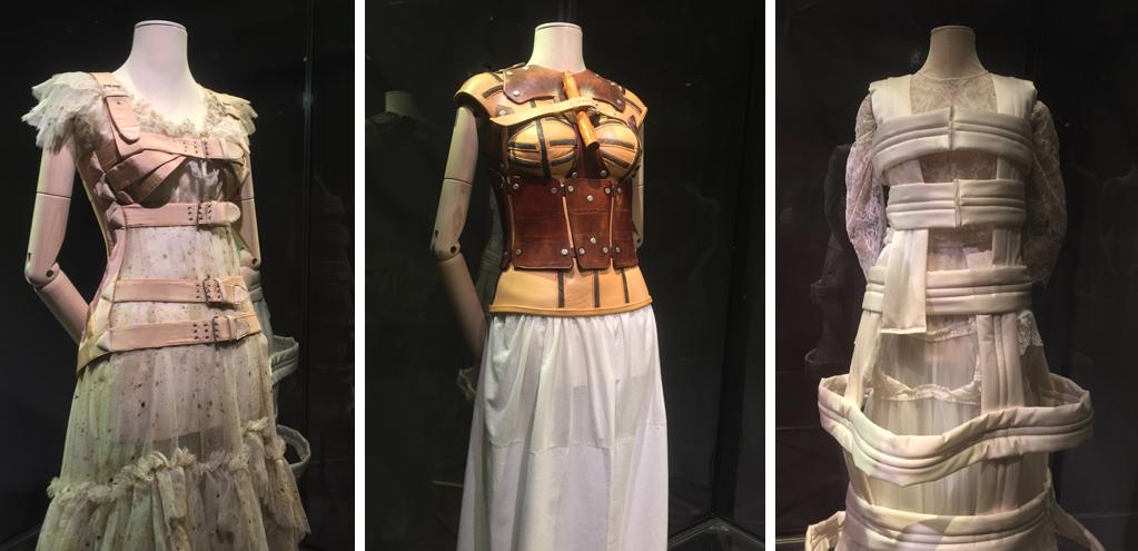 frida kalho influences on fashion: jean paul gaultier, dai reees, rei kawakubo