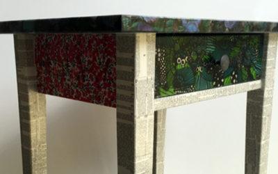 Ikea furniture hacks: Hemnes table