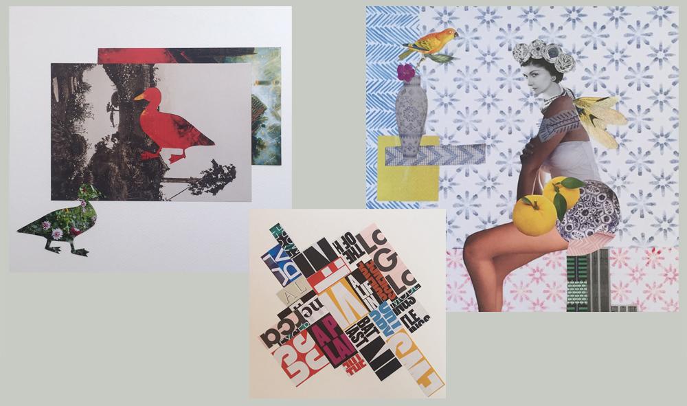 Collage inspiration